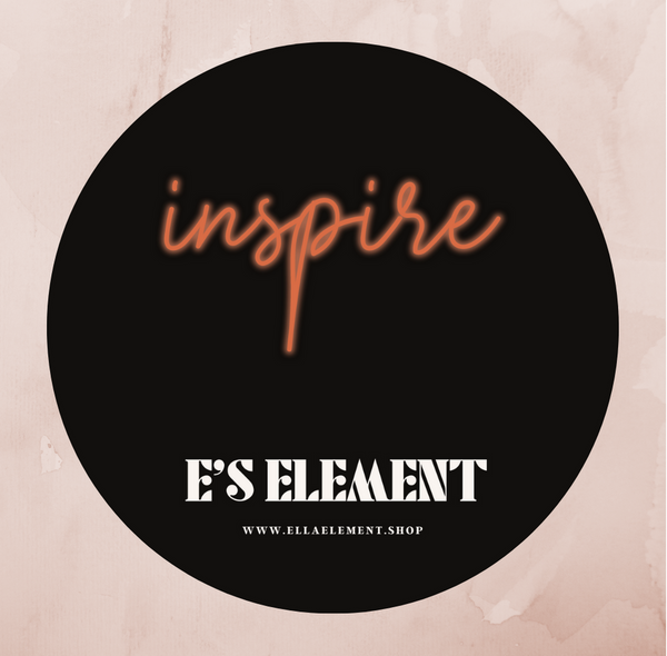 E's Element Individual / 3 Pack Set Stickers - E's Element by Emmanuela Okon