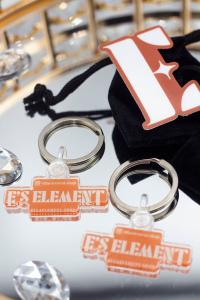 E's Element Key Chains