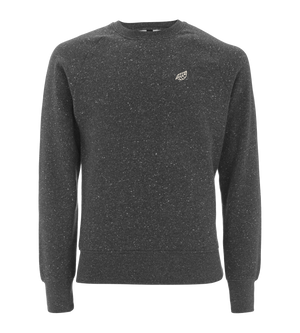 Bild in Slideshow öffnen, Basis Pullover - Black Twist