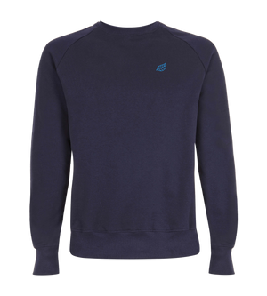 Bild in Slideshow öffnen, Basis Pullover - Navy Blue