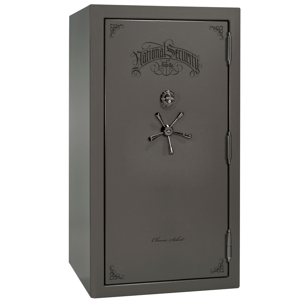 "Classic Select Series | Level 6 Security | 90 Minute Fire Protection | Champagne Gloss | Mechanical | 60 | Dimensions: 72.5""(H) x 50""(W) x 32""(D) 