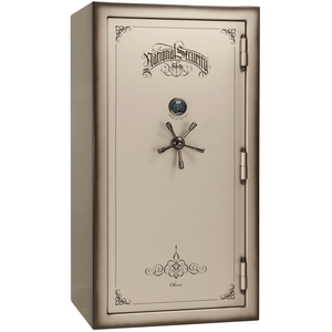 Classic Plus Series | Level 7 Security | 110 Minute Fire Protection | Gray Marble | Mechanical Lock