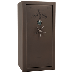 "Lincoln Series | Level 5 Security | 90 Minute Fire Protection | Granite Textured | Mechanical Lock | 25 | Dimensions: 60.5""(H) x 30""(W) x 28.5""(D)"