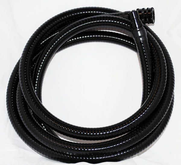 Norvell NT-2000 10 Feet of Black Hose with Quick Connect
