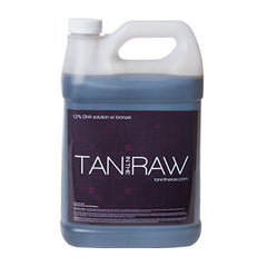 Tan In The Raw Sunless Tanning Solution- 1 Gallon