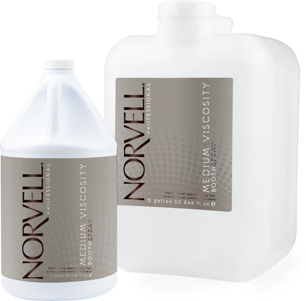 Norvell CLEAR PLUS Medium Viscosity Booth Solution