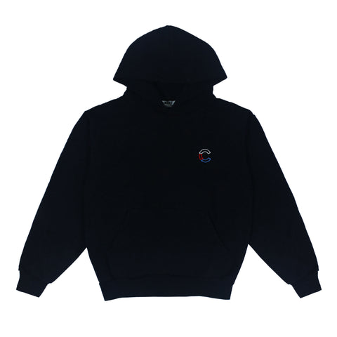 the CRATE Classic Pullover Black