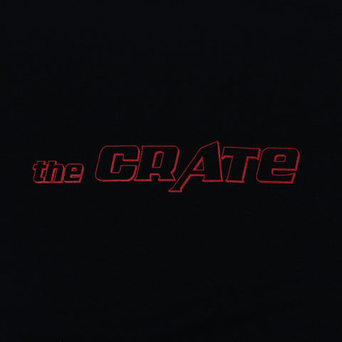 the CRATE Sport Black/Red