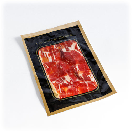 sliced Jamon Iberico