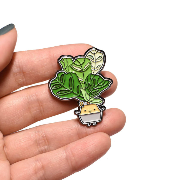 Home By Faith Pins - Luxe Foliage