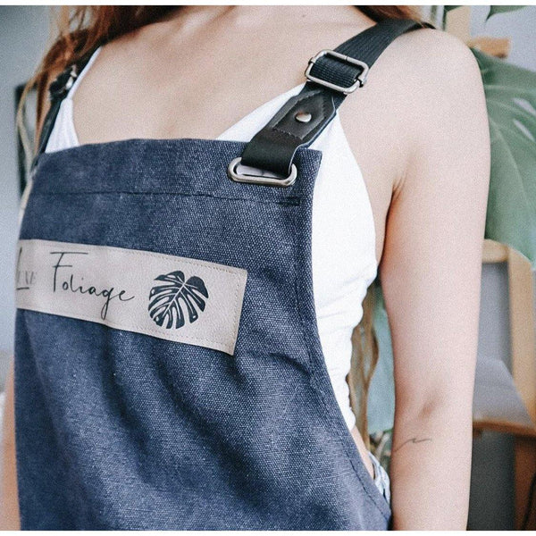 Limited Edition Gardening Apron - Luxe Foliage