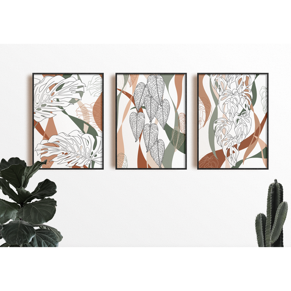 Luxe Foliage x Boy Botanical