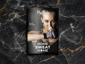 HOME SWEAT HOME Limited BLACK-Edition