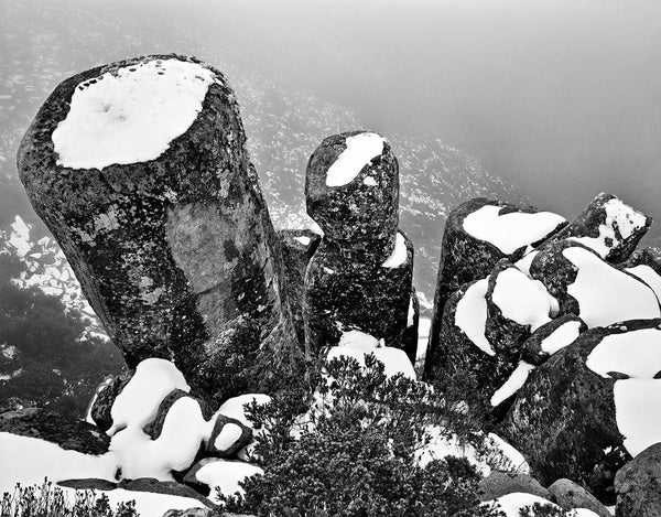 Dolerite Tors, Mt Wellington - Simon Olding