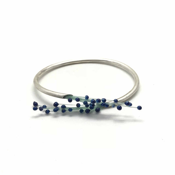 'Charybdis' Bangle by Sophie Carnell