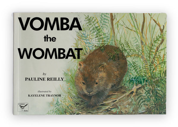 Vomba The Wombat