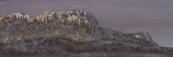 Stacks Bluff, Ben Lomond (south) by Cate Blackmore
