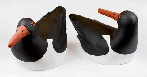 Eve Howard Ceramic Birds