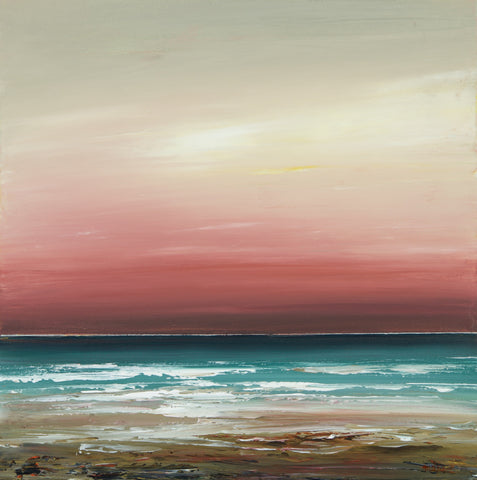 Late Light, Ocean Beach Series (966) by Michael Weitnauer