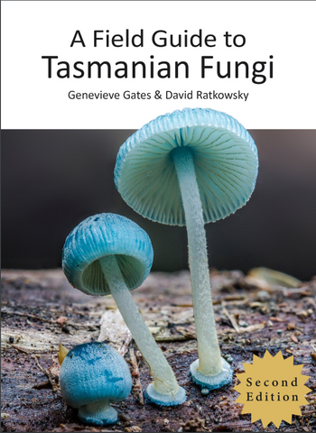 A Field Guide to Tasmanian Fungi