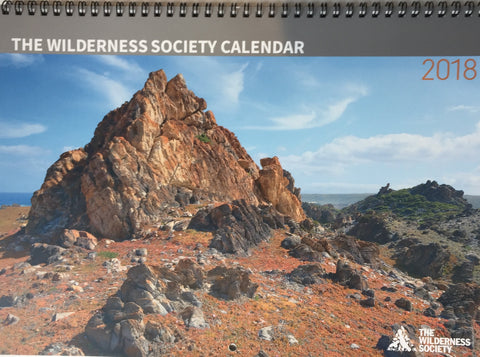 Calendar 2018 The Wilderness Society