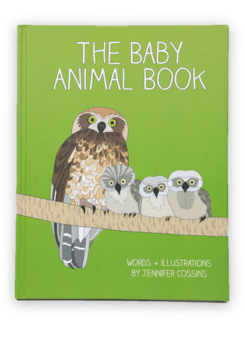 The Baby Animal Book