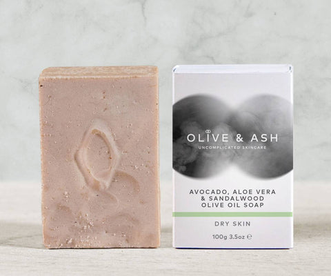 Olive and Ash Boxed Soap
