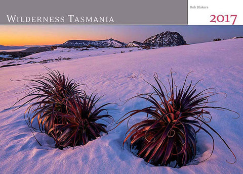 Wilderness Tasmania 2018 Calendar