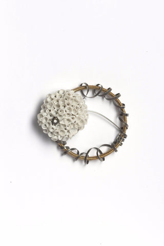 Treasures for our Daughters Brooch by Sophie Carnell
