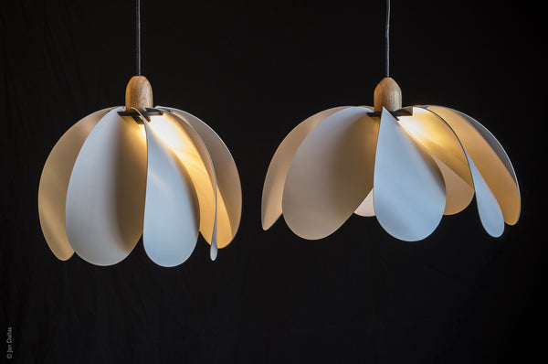 Propeller Pendant Light by Duncan Meerding