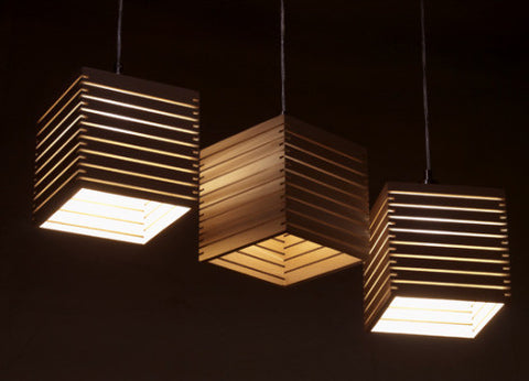 Spirals Pendant Light by Duncan Meerding
