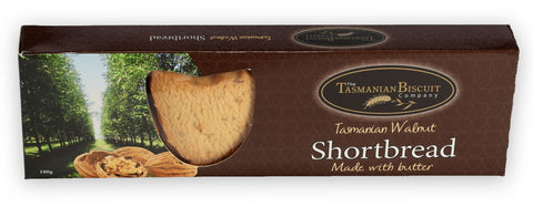 Tasmanian Walnut Shortbread