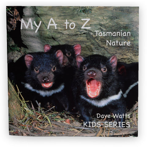 My A to Z: Tasmanian Nature