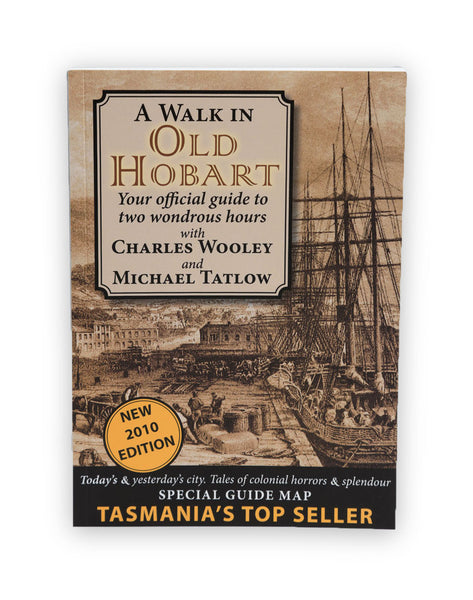 A Walk in Old Hobart