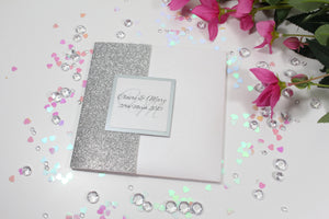 Sample Design Fee - Edinburgh Wedding Stationery