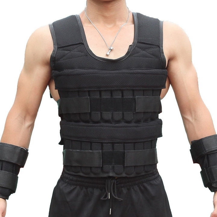 Loading Weight Vest Jacket  For Boxing - Single Athletics