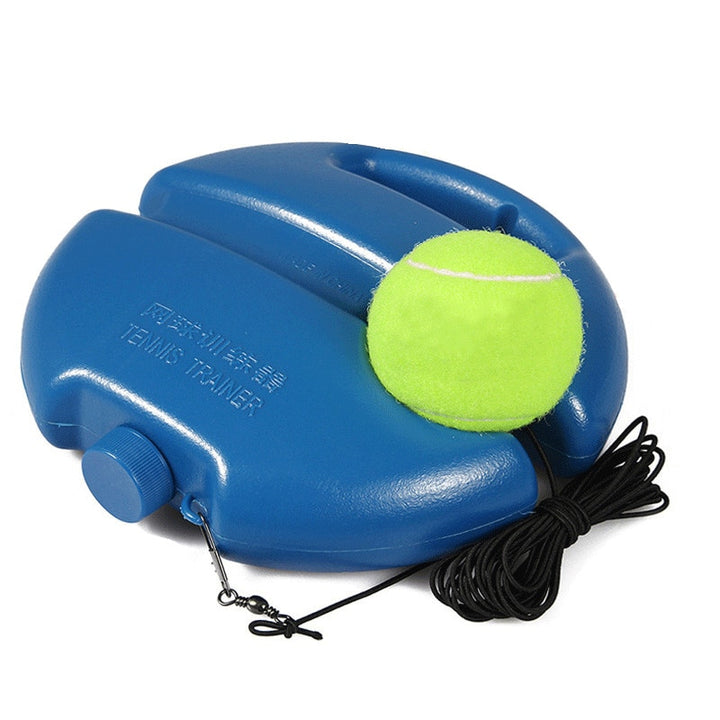 Tennis Training Device with Ball - Single Athletics