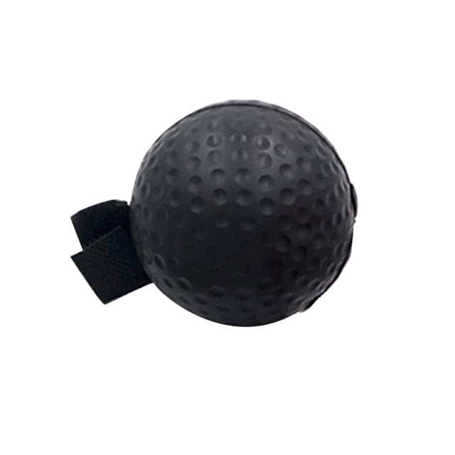 Boxing Reflex Speed Punch Ball - Single Athletics
