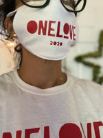 ONE LOVE x ONEONTA 2020 Face Mask