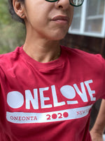 ONE LOVE x ONEONTA Red T-Shirt