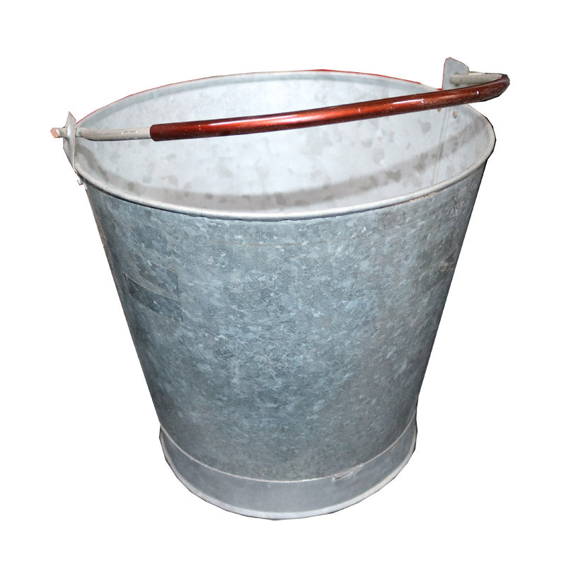 Ash Bucket Galvanised