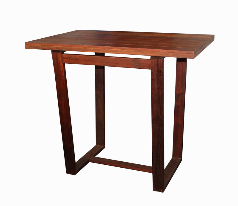 Kwila Bar Table
