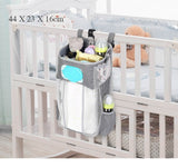 Baby Newborn Bed Storage Organizer