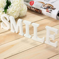 DIY Wooden Letters Home Decor