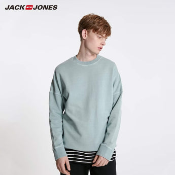 JackJones Colorful Fabric Crew Neck Sweatshirt