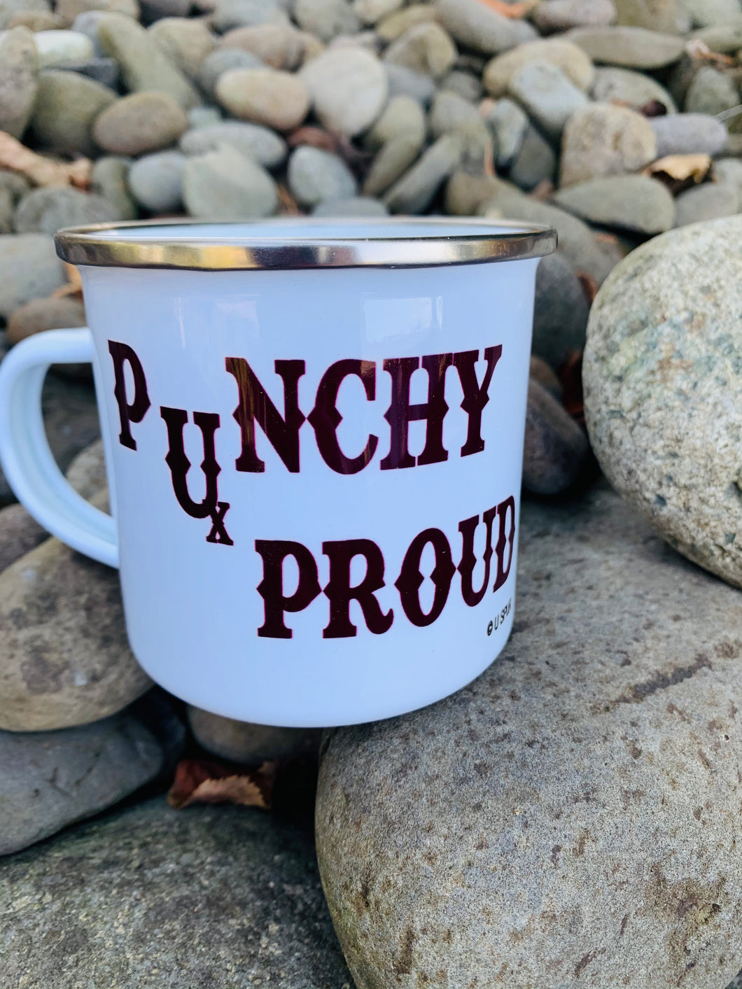 Punchy Proud Ranchy Mugs