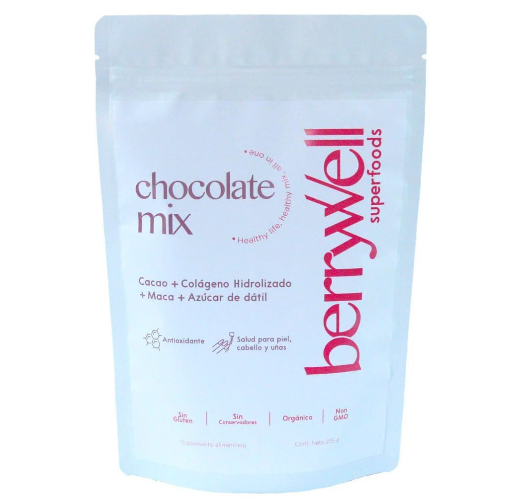 CHOCOLATE MIX 235 GRS