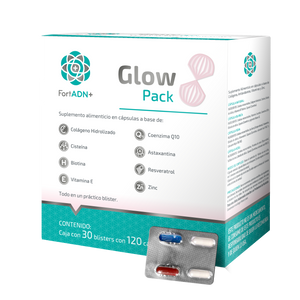 Glow Pack Fort ADN 30 Blister