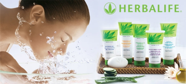 L'igiene quotidiana con Herbalife