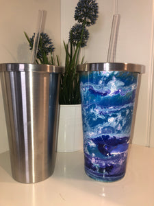 Stainless Steel Cup- glassware
